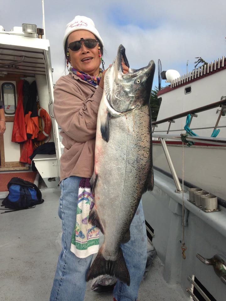 San francisco salmon fishing for San francisco fishing charters