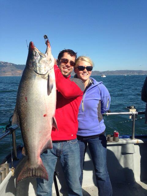 salmon fishing charter san francisco salomon charter san