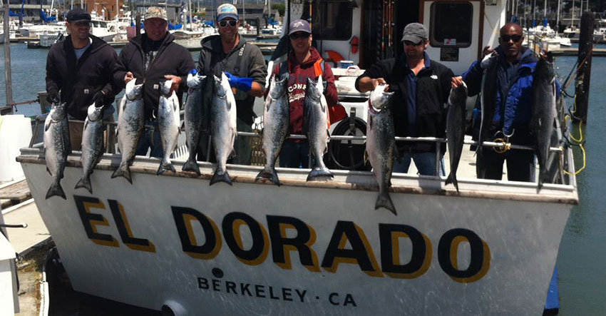Fishing Charters San Francisco